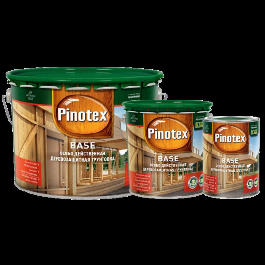 Покрытие пинотекс для дерева