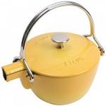 Фото 6: Круглый чайник для плиты
