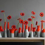 Фото 6: Декор из ваз