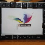 Фото 34: Декор рамки клавиатурой