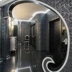 Дизайнерская арка в стиле модерн