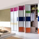 Фото 12: Дизайн двери шкафа-книжки