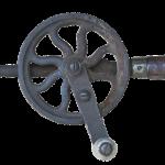 Фото 13: Старинная дрель-шуруповерт