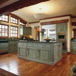 Фото 2: Кухня в интерьере