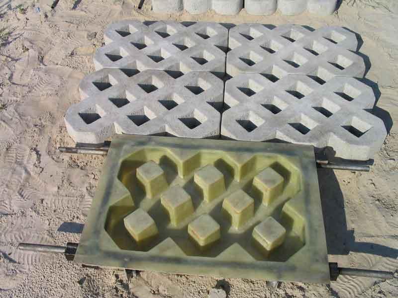 Формы тротуарная плитка своими руками изготовление