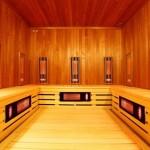 Фото 11: Большая инфракрасная сауна