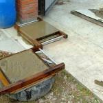 Фото 18: Изготовление тротуарной плитки