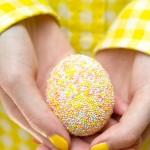 Фото 11: Украшение яиц к пасхе