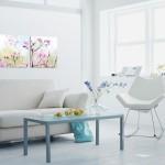 Фото 16: Картины для светлой комнаты