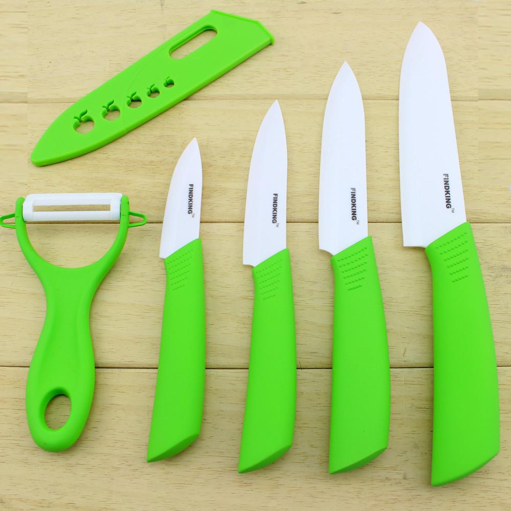 Набор керамический ножей