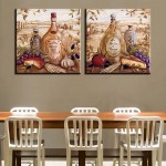 Фото 17: Натюрморты в столовой
