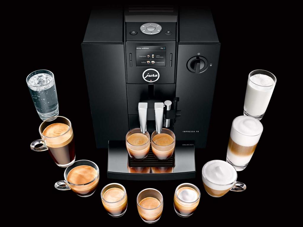 Кофемашина фото пример