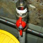 Фото 14: Регулирующий подачу газа кран