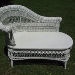 Фото 16: Окрашенный диван из ротанга