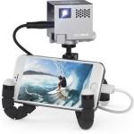 Фото 24: Портативный проектор для смартфона