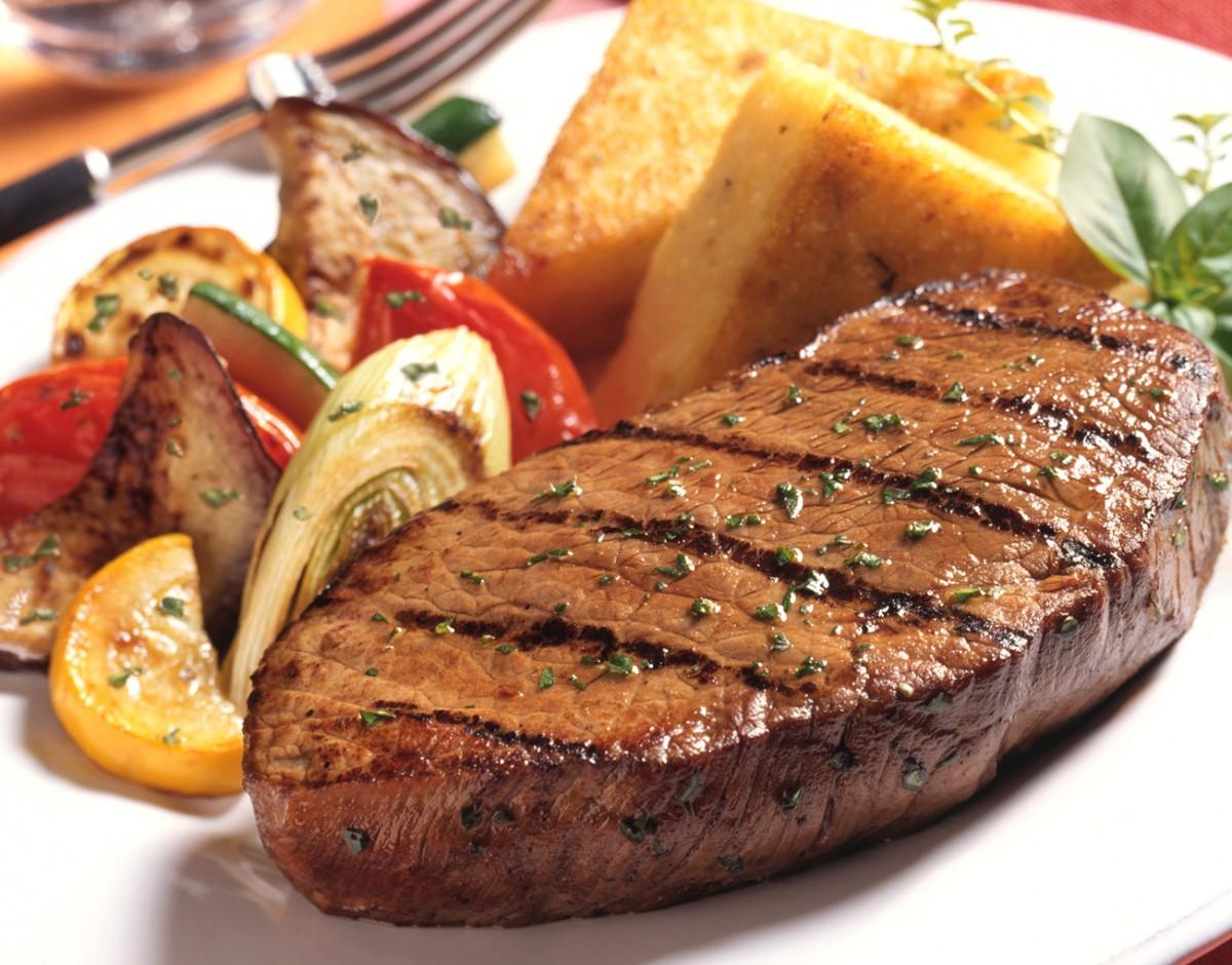 Стейк мясо