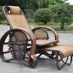 Фото 25: Ротанговое кресло с видвижным эелментом