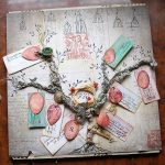 Фото 25: Открытка семейное древо с помощью скрапбукинга