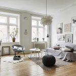 Фото 2: Скандинавский стиль в интерьере