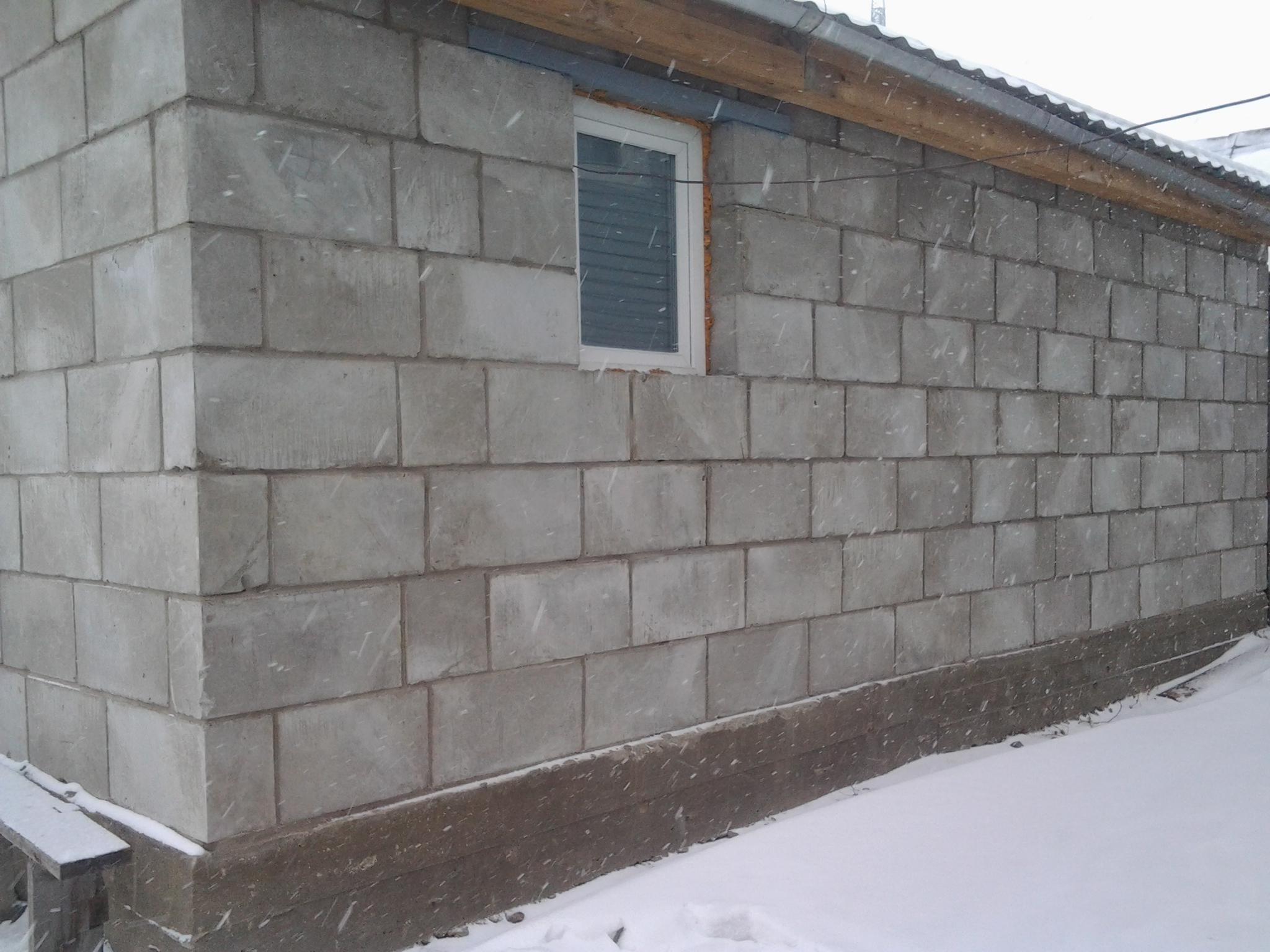 Пример гаража