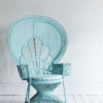 Фото 30: Стул-трон из искусственного ротанга