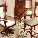Фото 3: Деревянные стулья