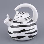 Фото 31: Чайник в виде котика