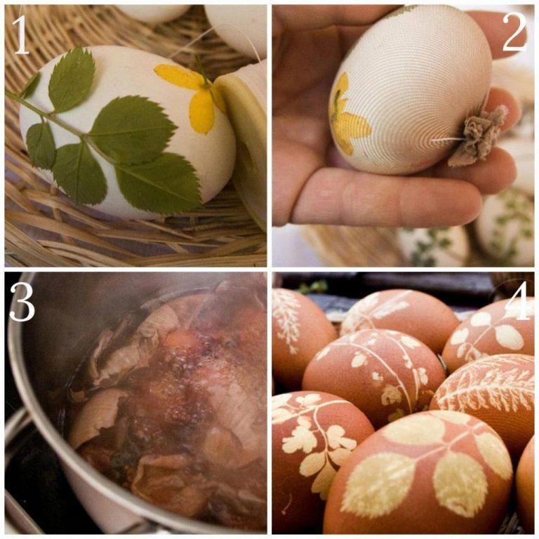 Как сделать фото на яйцах 120