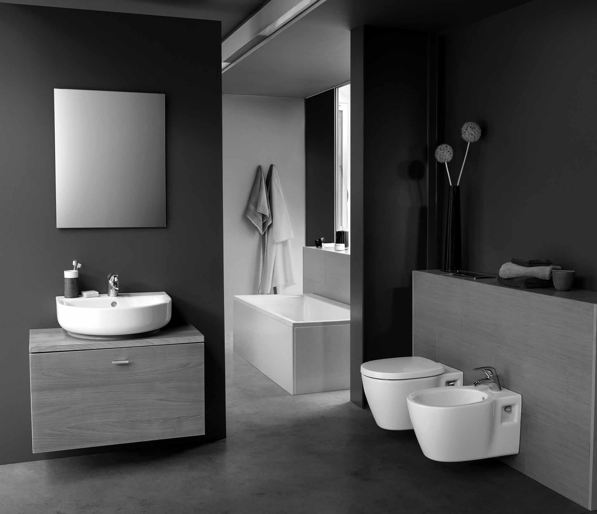 Комната ванная унитаза