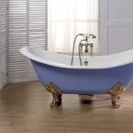 Фото 1: Чугунная ванна