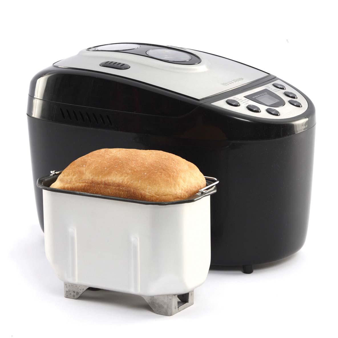 Хлебопечь готовка
