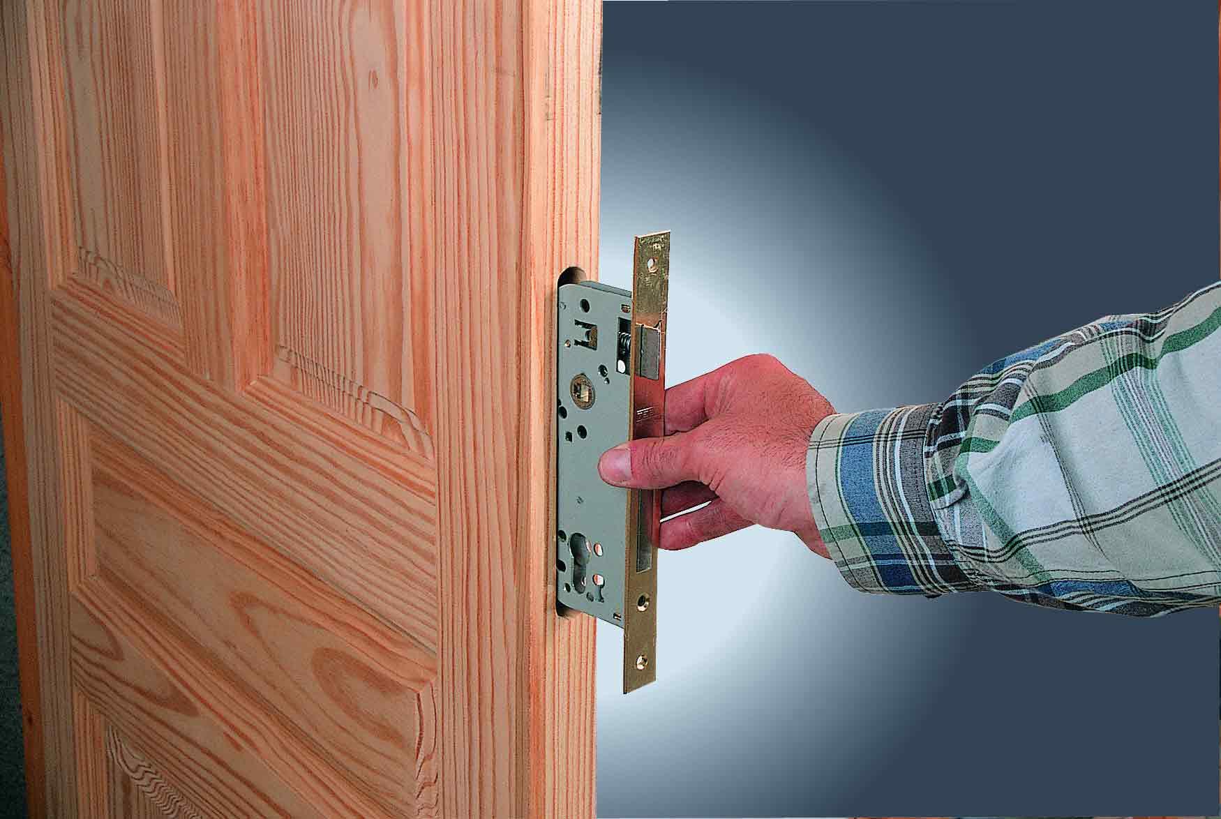 Как установить вторую деревянную входную дверь своими руками в ютубе 76