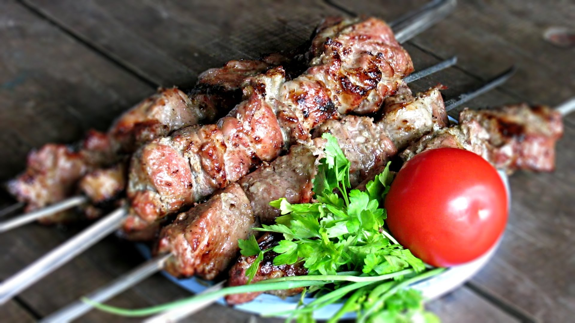 Луковый маринад для шашлыка из свинины