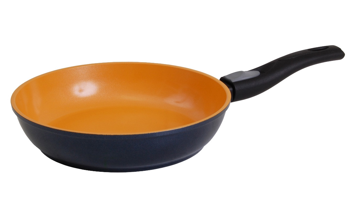 Популярная керамическая сковорода