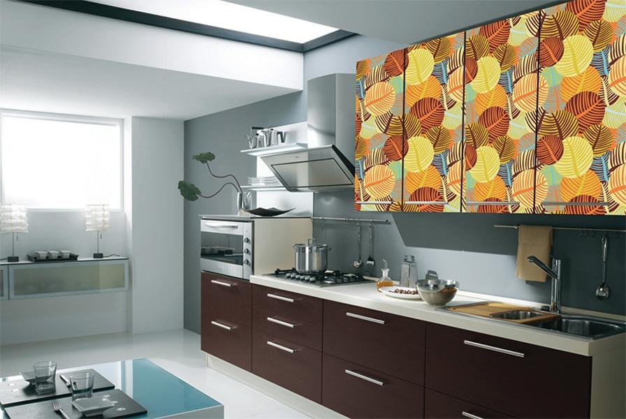 Самоклеющаяся пленка для кухонного гарнитура