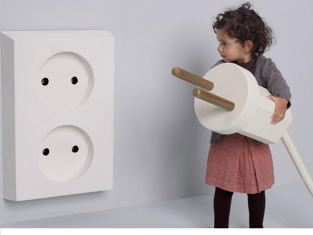 Электро\проводка и ребенок