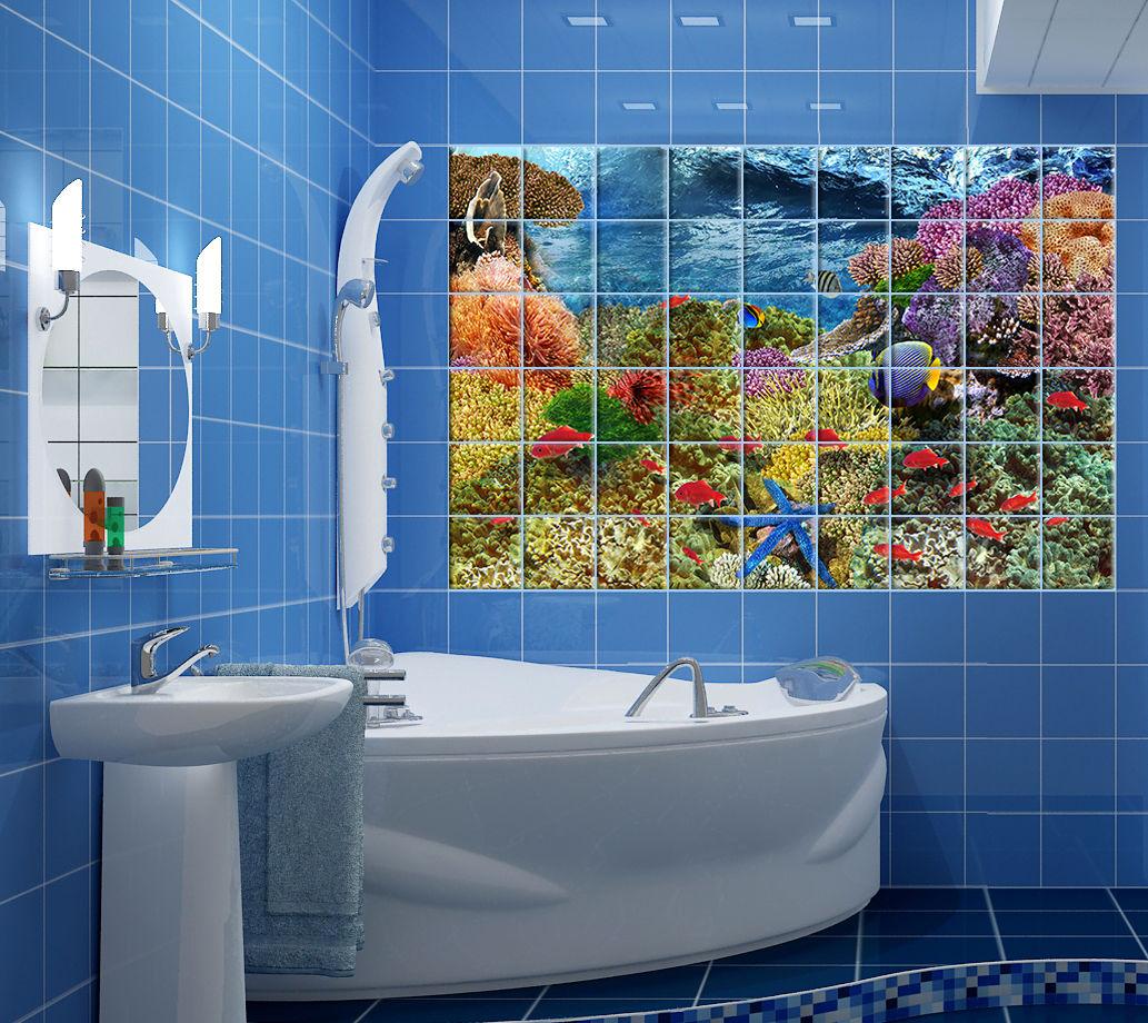 Ванная 3д