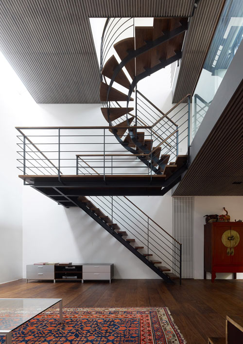 необычные современные лестницы10