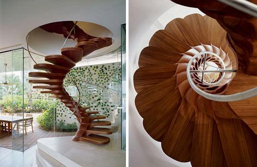 необычные современные лестницы23
