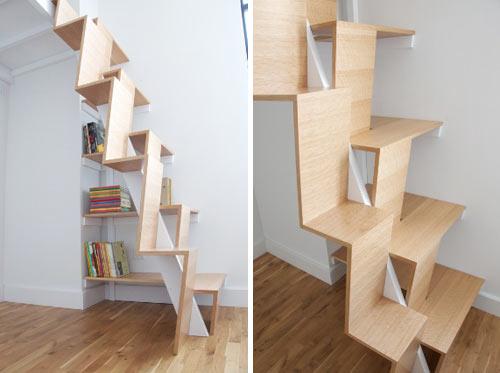 необычные современные лестницы5