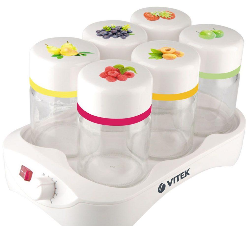 Йогуртница витек модели