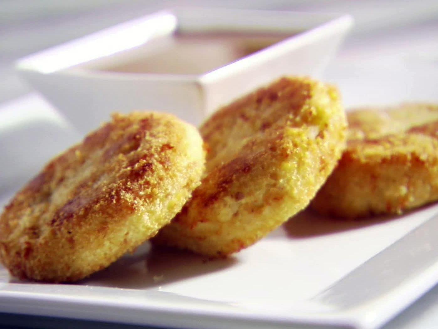 Картофельные котлеты с мясом