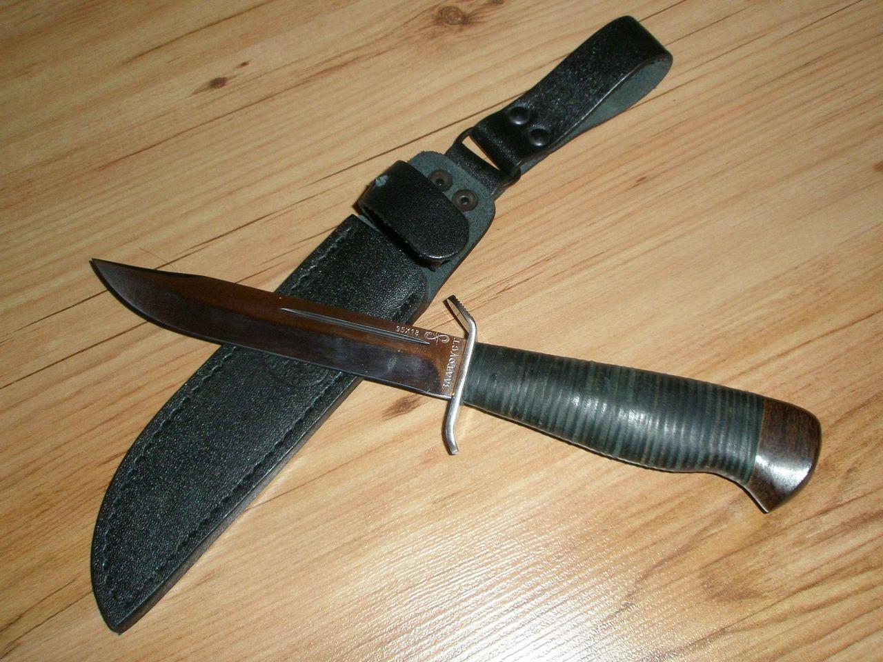 Нож Кизляр сталь