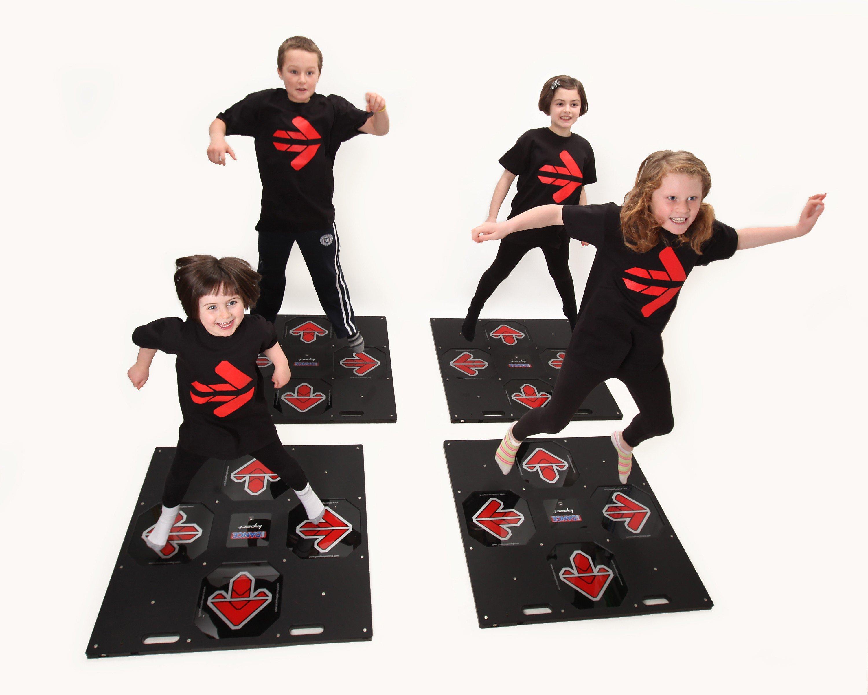 Танцы у детей