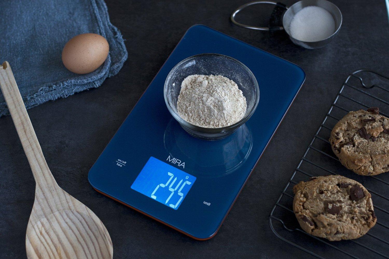 Весы кухонные электронные с платформой