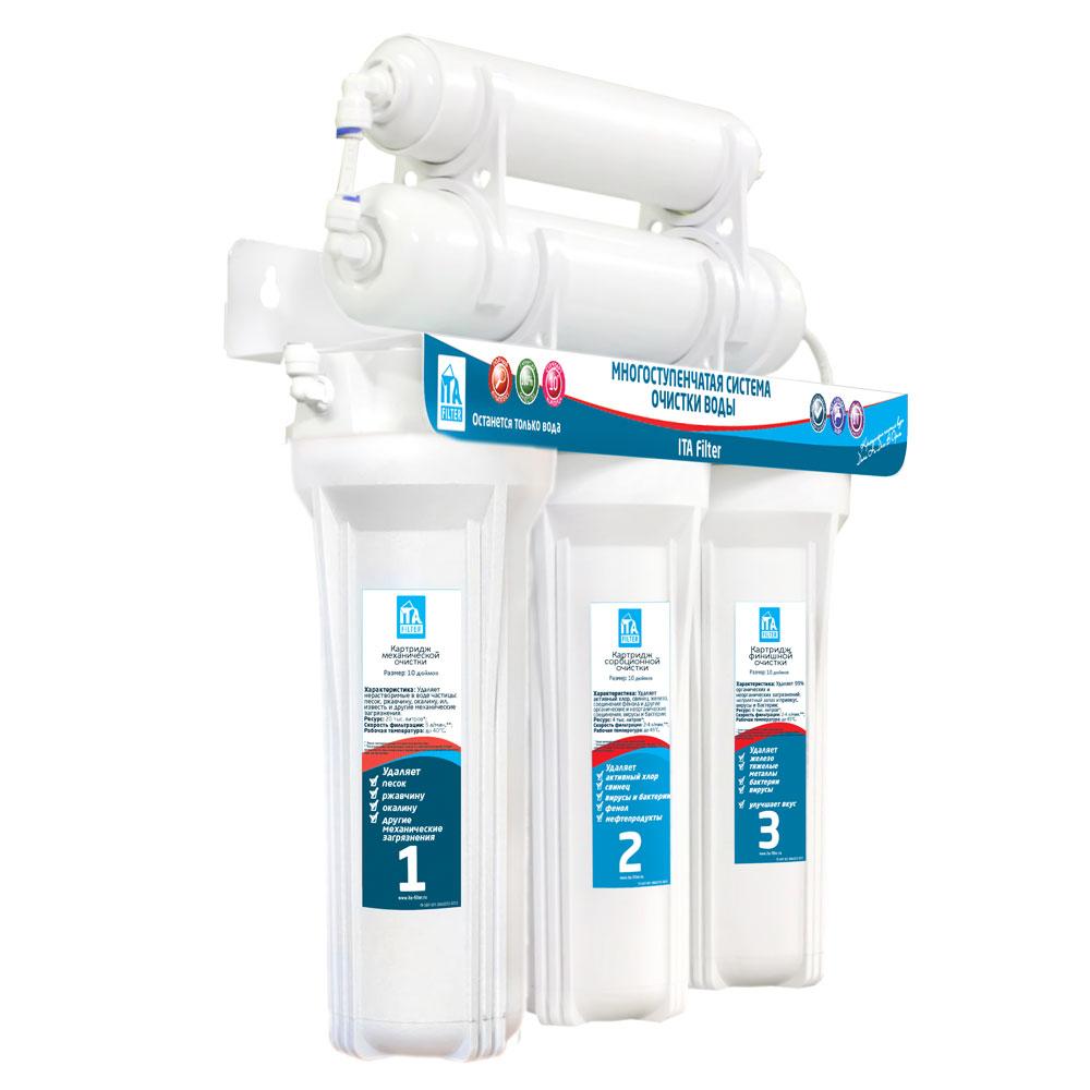 Чистка воды аквафором