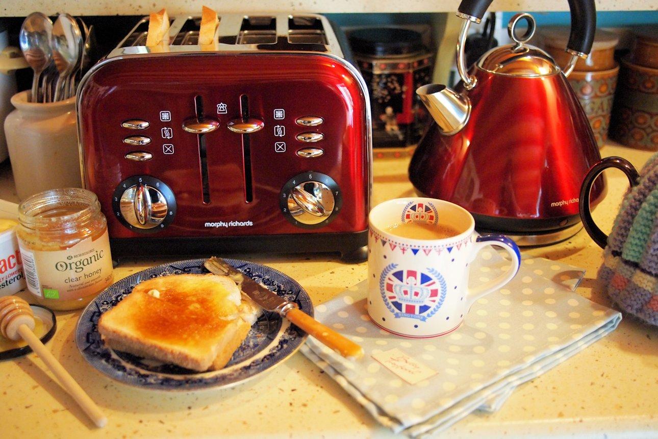 Тостер на четыре тоста
