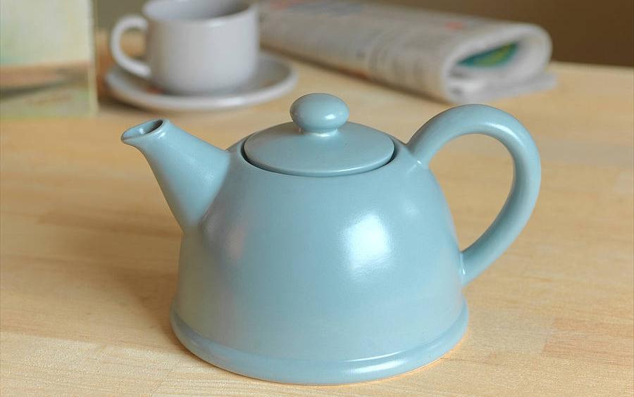 Заварочный чайник фарфоровый