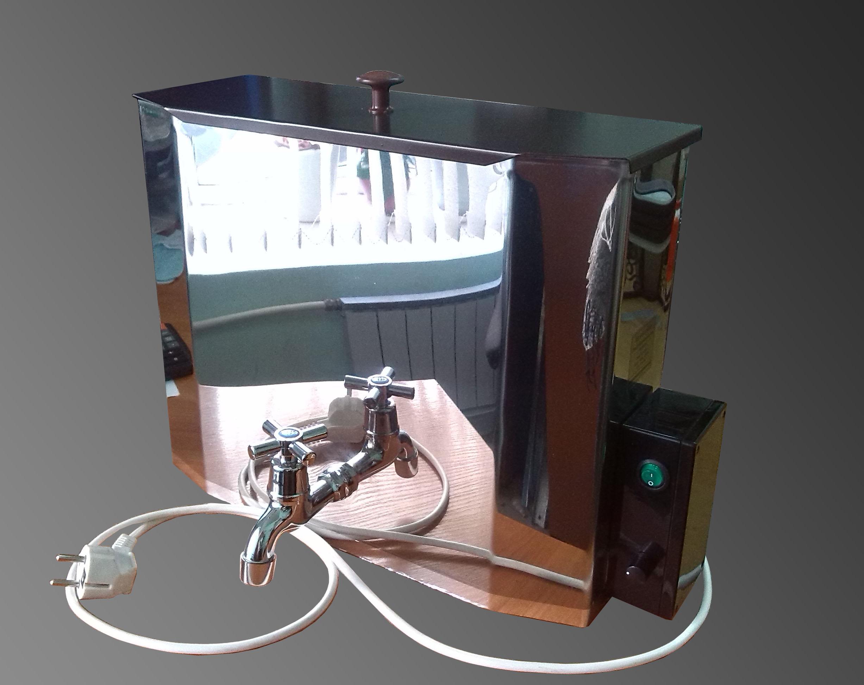 Пример умывальника для дачи