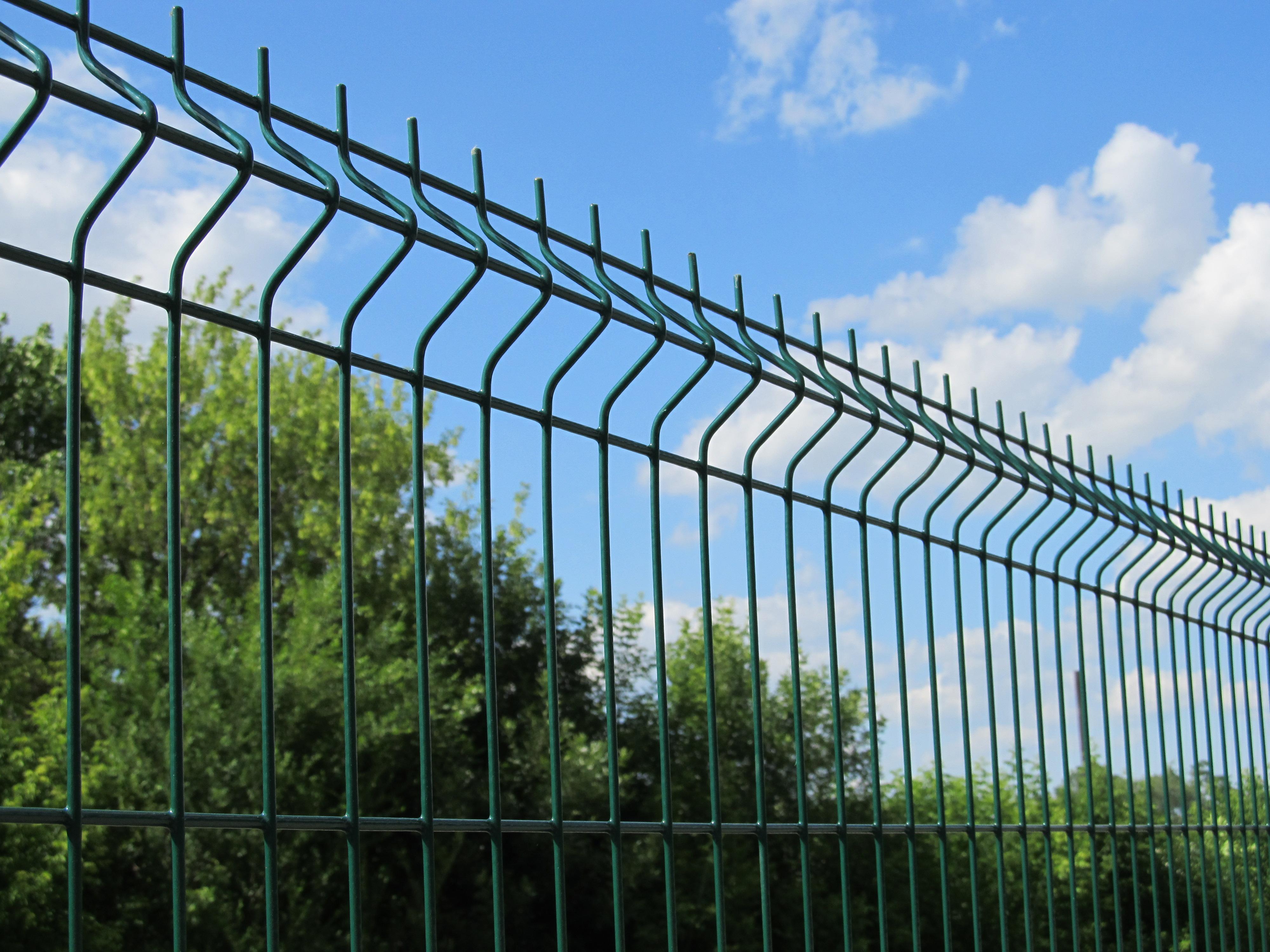 Забор ограждения